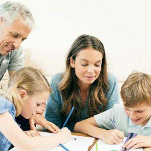Educación & Familia